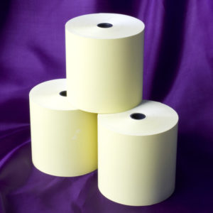 80 x 80 Thermal Rolls (Yellow)-0