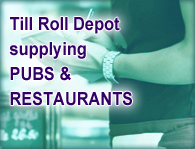 We supply restaurants and pubs